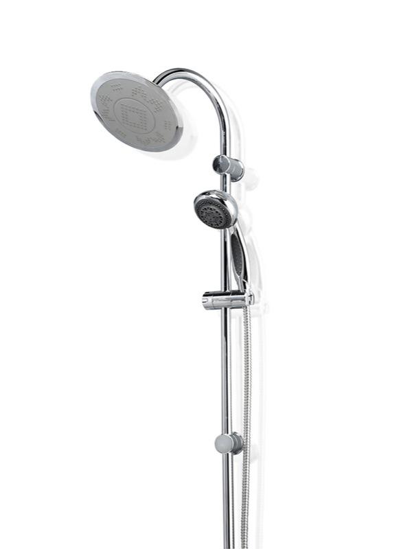 Accessori doccia la scelta giusta variata sul design for Accessori doccia design