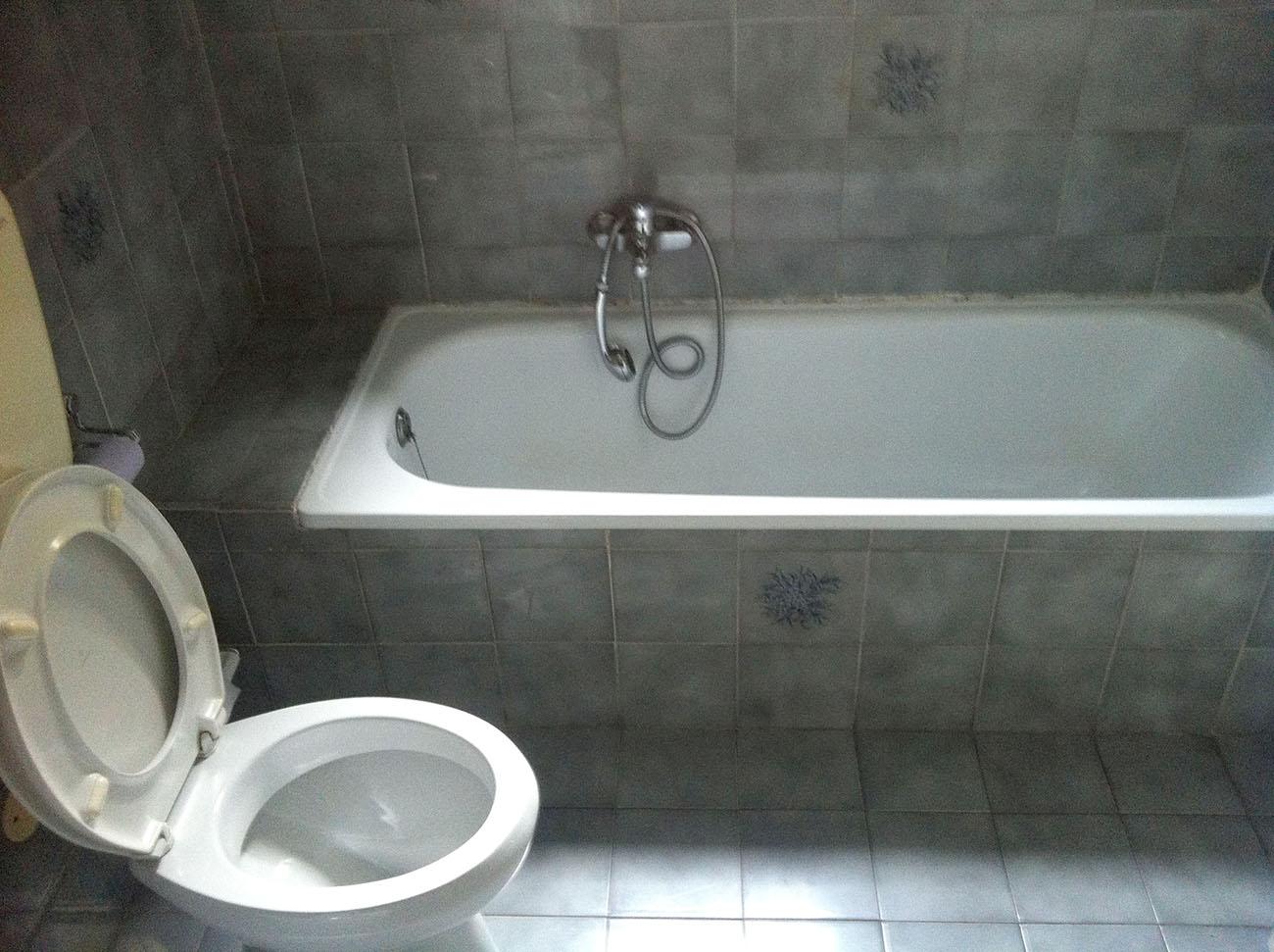 Trasformare il bagno vaschedocce - Trasformare ripostiglio in bagno ...